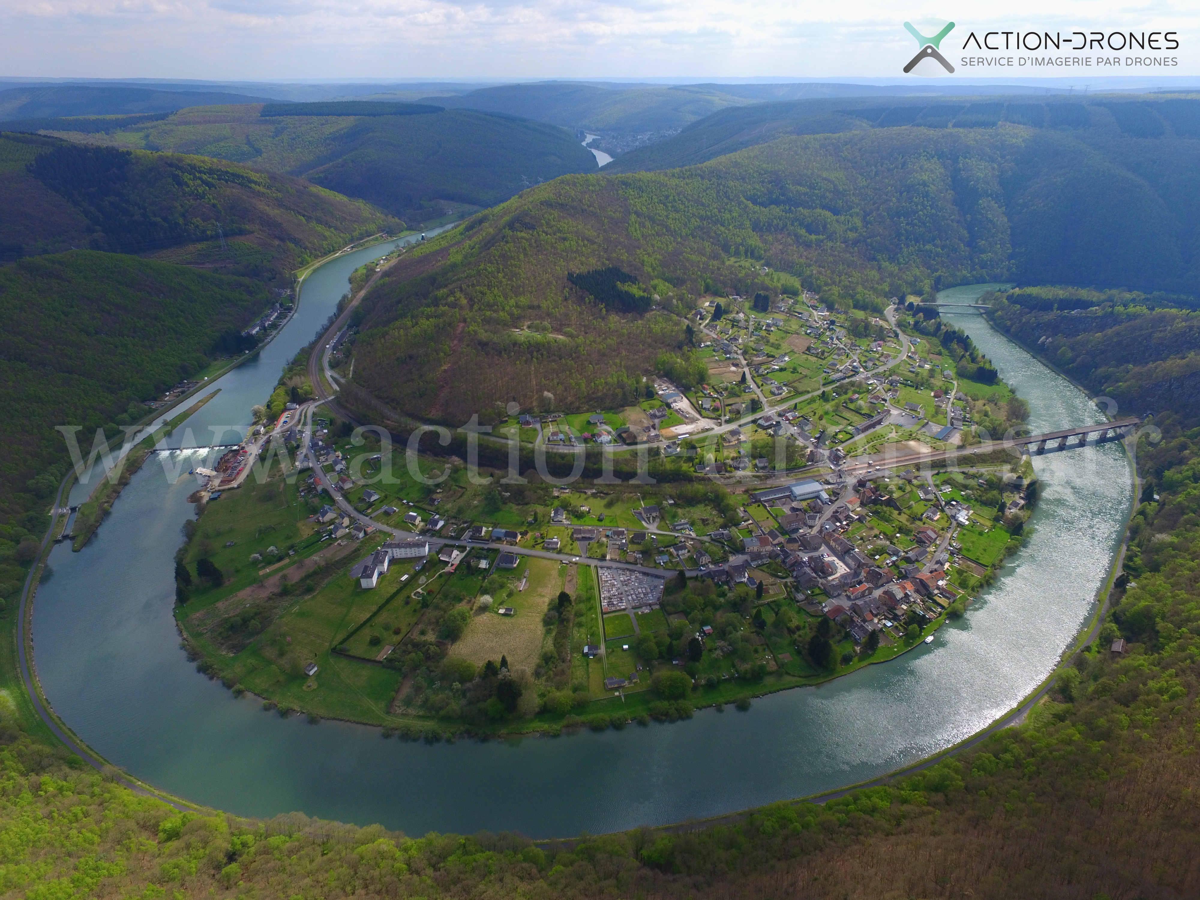 La Meuse en boucle