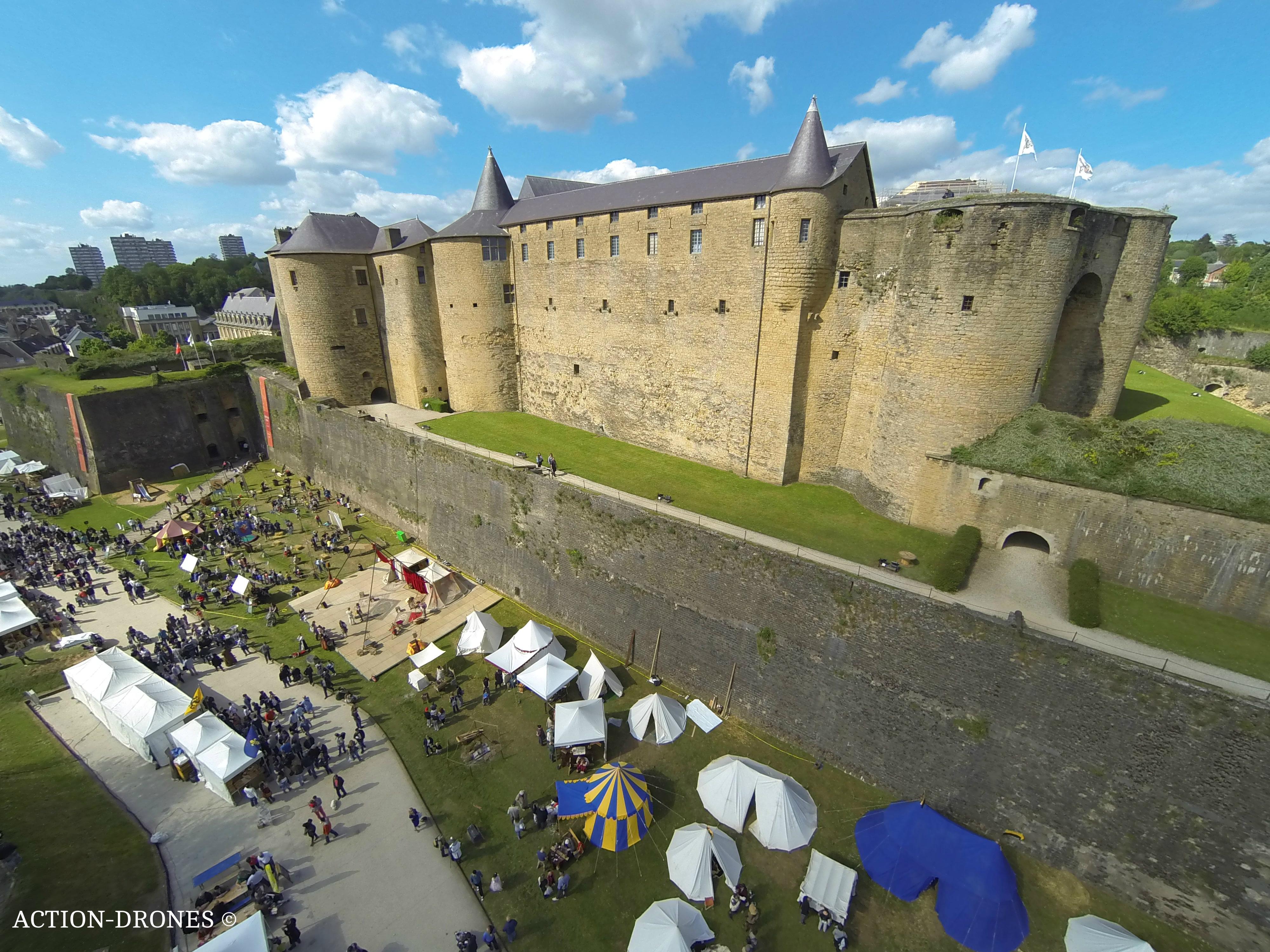Le château fort de Sedan (08)