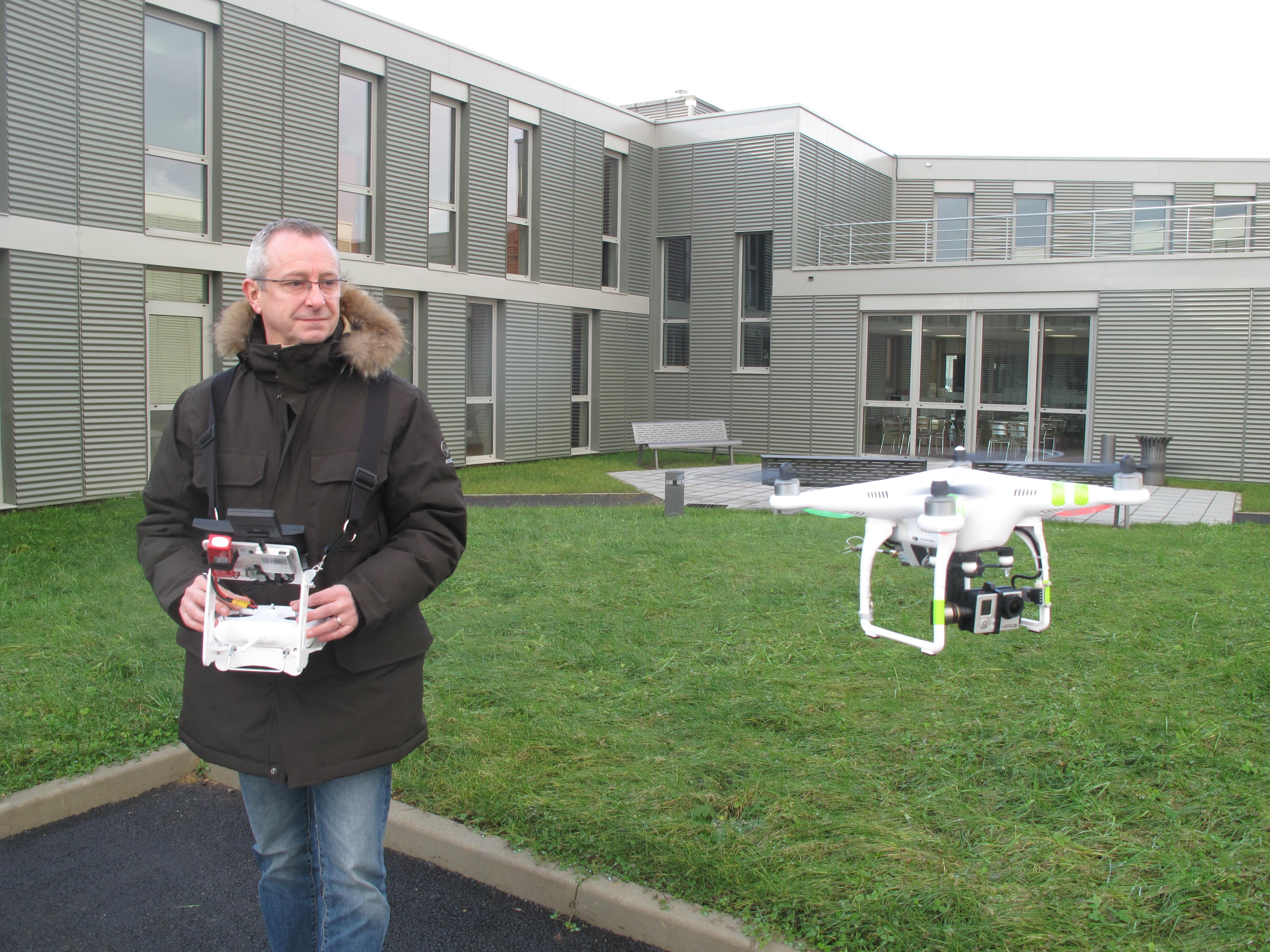 Pourquoi faire appel à un télépilote professionnel de drones civils ?