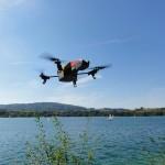 drone dans les ardennes, charleville-mézières