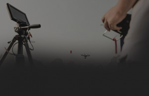 background apropos action-drones