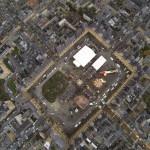 marche noel par drone charleville-mézières